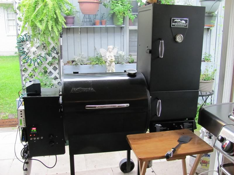 My Pid Controlled Traeger Masterbuilt Combo Discuss
