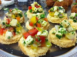 Click image for larger version  Name:Ceviche on crostini.jpg Views:369 Size:78.0 KB ID:10641