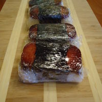 Name:   finished product terispam musubi.jpg Views: 100 Size:  9.4 KB