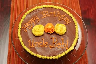 Happy Birthday Uncle Bob Discuss Cooking Cooking Forums - Happy birthday bob cake