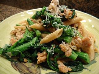 Click image for larger version  Name:rapini sausage and pasta.jpg Views:77 Size:127.8 KB ID:24903