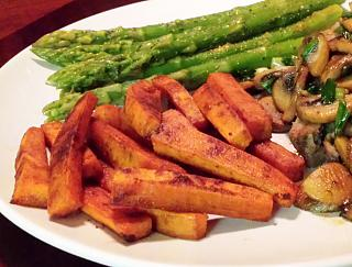 Click image for larger version  Name:roasted cinnamon sweet potato wedges.jpg Views:91 Size:66.1 KB ID:25524