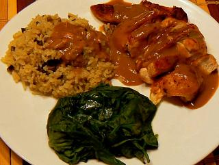 Click image for larger version  Name:chicken_rice_spinach_092417_P1100248.JPG Views:44 Size:132.2 KB ID:28001