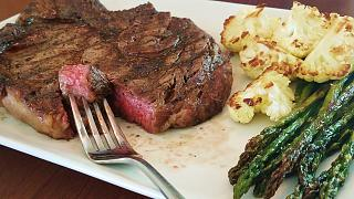 Click image for larger version  Name:grilled ribeye and roasted veggies.jpg Views:18 Size:70.8 KB ID:33030