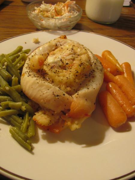 Click image for larger version  Name:Tilapia, Crab-Stuffed.jpg Views:14 Size:33.1 KB ID:33717