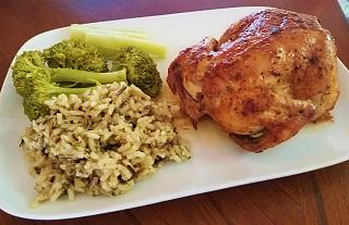Click image for larger version  Name:game hen, rice, and broccoli.jpg Views:21 Size:61.1 KB ID:35318