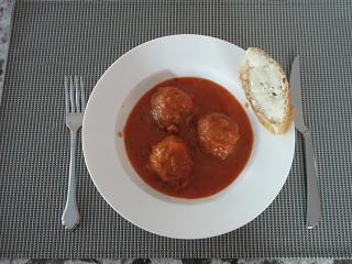 Click image for larger version  Name:IMG_8827 Meatballs and Angel Hair with a white wine based rose sauce.jpg Views:34 Size:82.5 KB ID:36707