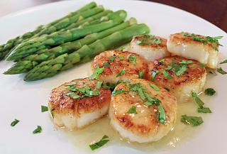 Click image for larger version  Name:scallops with garlic lemon butter.jpg Views:68 Size:54.7 KB ID:37473