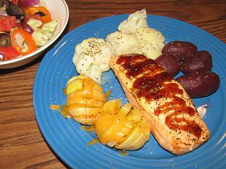 Click image for larger version  Name:Salmon Filet, Air Fryer.jpg Views:24 Size:77.4 KB ID:37532