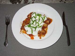 Click image for larger version  Name:IMG_9166 Baked & plated enchiladas.jpg Views:13 Size:84.2 KB ID:37849