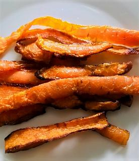 Click image for larger version  Name:Fried carrot skins.jpg Views:123 Size:99.0 KB ID:42679