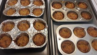 Click image for larger version  Name:Pumpkin cookies.jpg Views:50 Size:61.5 KB ID:43688
