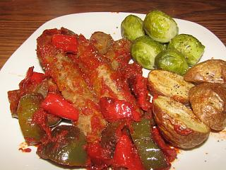 Click image for larger version  Name:Sausage & Peppers.jpg Views:29 Size:82.9 KB ID:45599