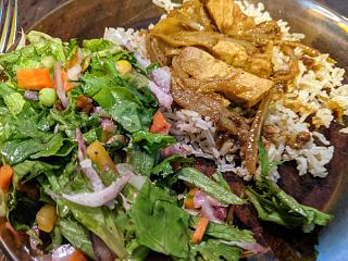 Click image for larger version  Name:Pork in Madras sauce with brown basmati rice and a salad close up.jpg Views:15 Size:177.6 KB ID:48511