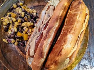 Click image for larger version  Name:2021-09-04 Grilled hot dogs and bean and corn salad small.jpg Views:22 Size:170.9 KB ID:48613