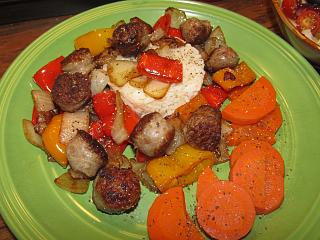 Click image for larger version  Name:Sausage, Peppers, Onions 9-7-21.jpg Views:44 Size:77.7 KB ID:48678