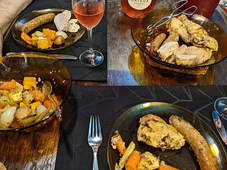 Click image for larger version  Name:Roasted chicken, Italian sausage, and vegis.jpg Views:14 Size:138.7 KB ID:48886