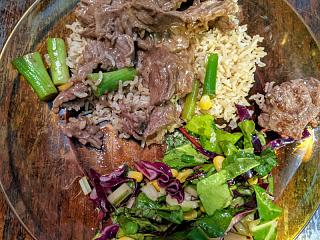 Click image for larger version  Name:Mongolian beef on brown rice, and a salad 1.jpg Views:13 Size:201.0 KB ID:49121