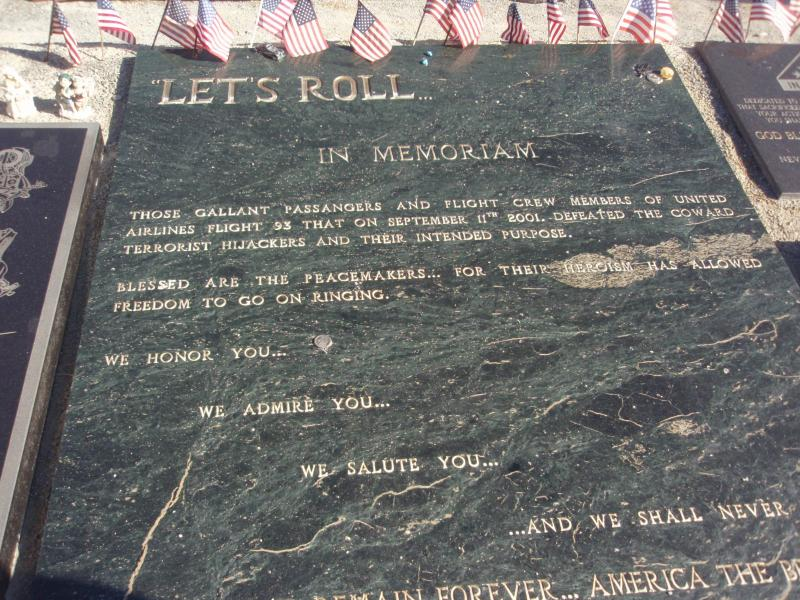 Click image for larger version  Name:Flight 93 Memorial 15.jpg Views:100 Size:113.2 KB ID:5206