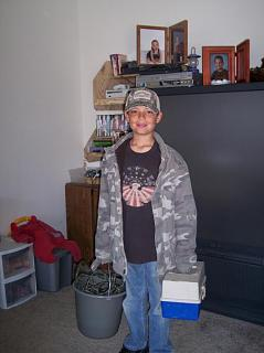 Click image for larger version  Name:Andrew, ready to fish. March 2008, 10 years old.jpg Views:130 Size:30.6 KB ID:6588