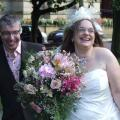 Our wedding day 6th September 2008