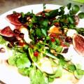 Warm Fig Salad