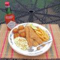 Mississippi Fried Catfish and Hushpuppies